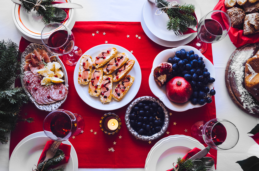 Italy's Traditional New Year's Eve Dinner