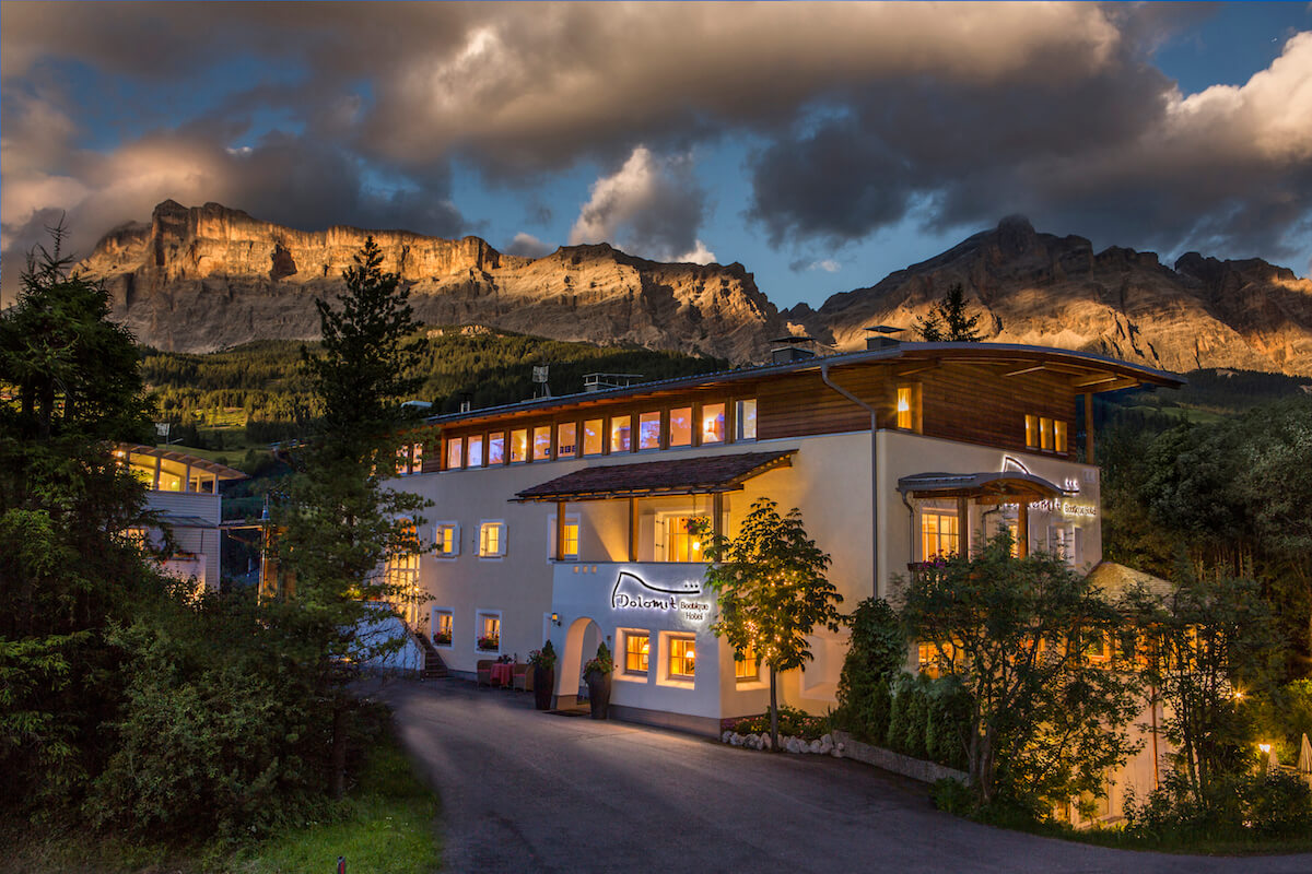 Dolomit boutique hotel italy magazine for Boutique hotel