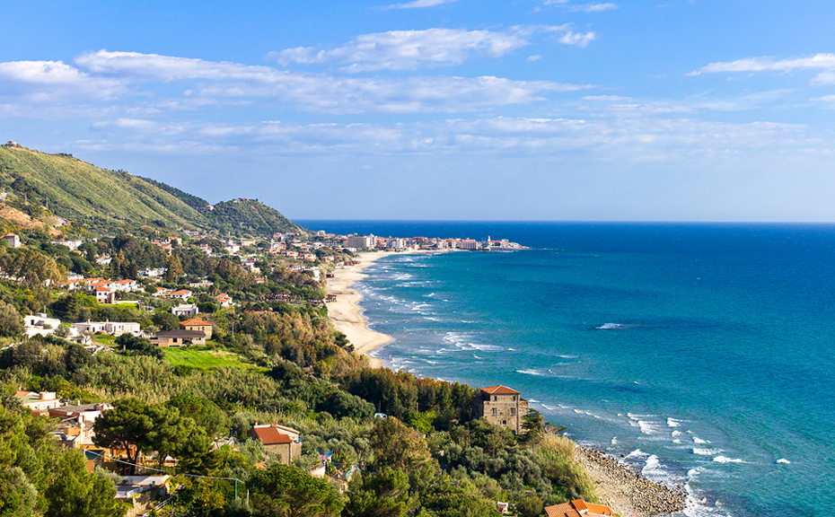 Best Buy South Bay >> Seven of Campania's Top Beach Spots | ITALY Magazine