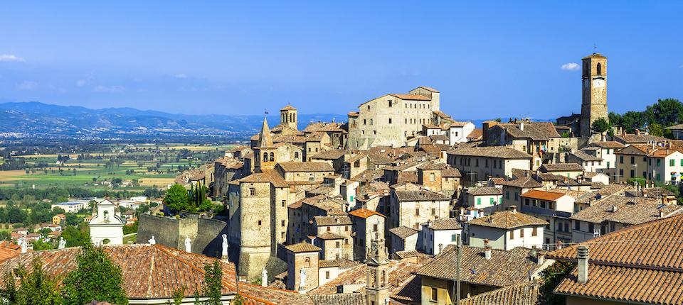 tuscany village wallpaper anghiari - photo #5