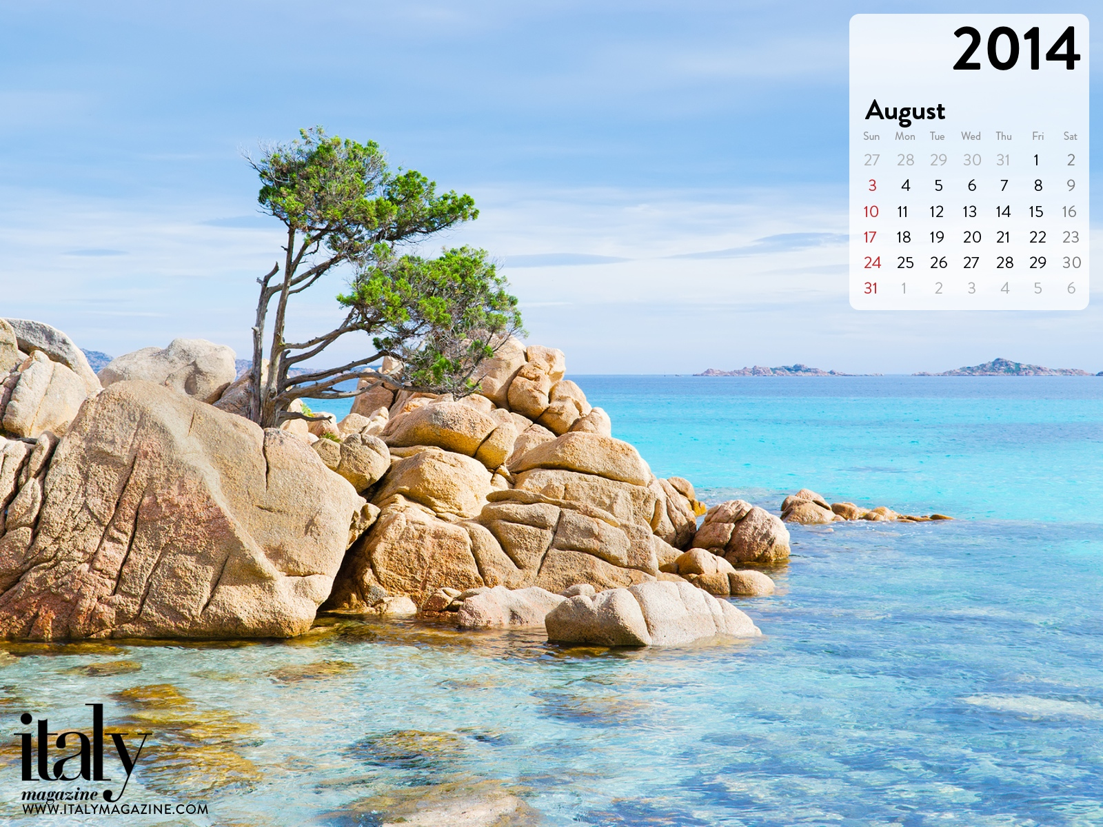 The August 2014 Desktop Wallpaper | Jonathan Woodward ...
