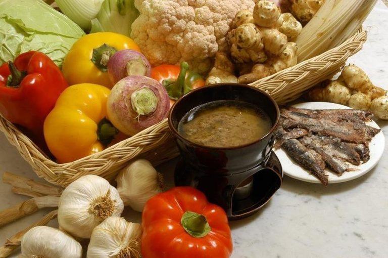 what is bagna cauda recipe