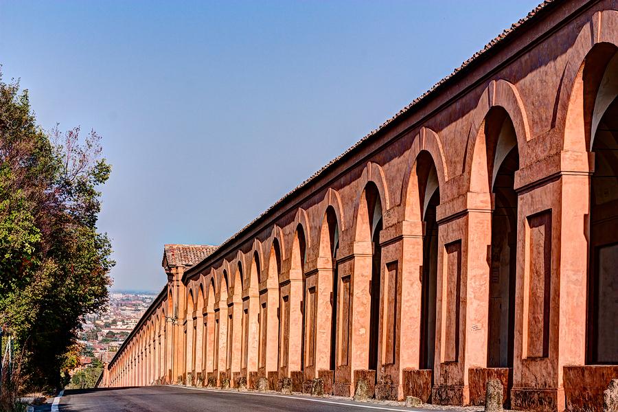 Bologna S Portico Di San Luca The Longest In The World