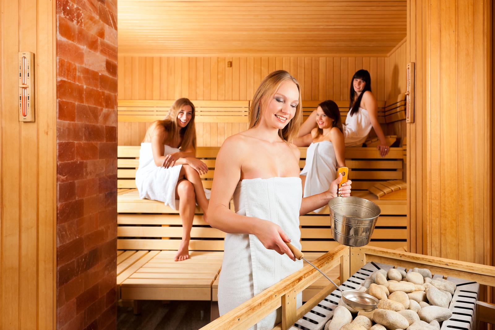 Праздник в бане 5 фотография