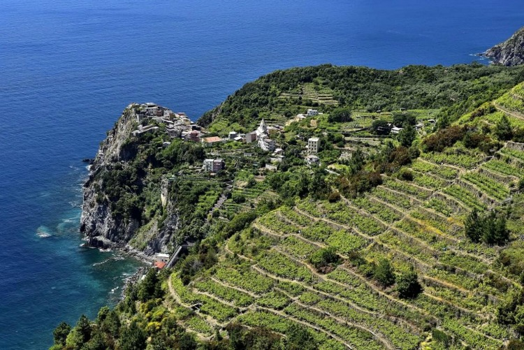 Where to Get the Best Views of the Cinque Terre