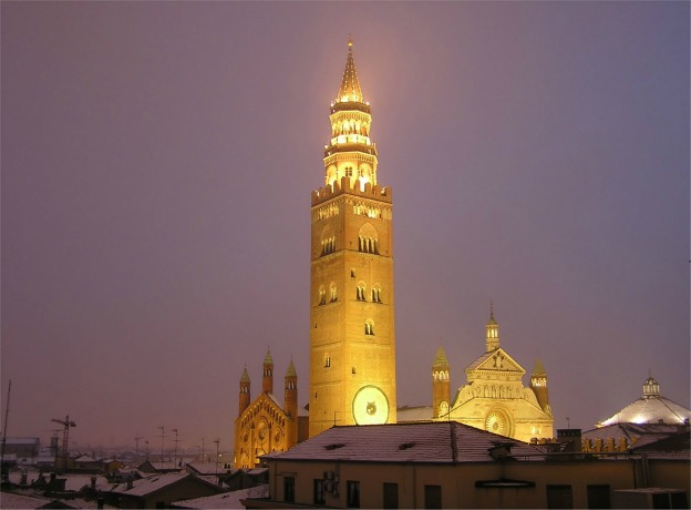 Discover Cremona S Torrazzo Italy S Tallest Bell Tower