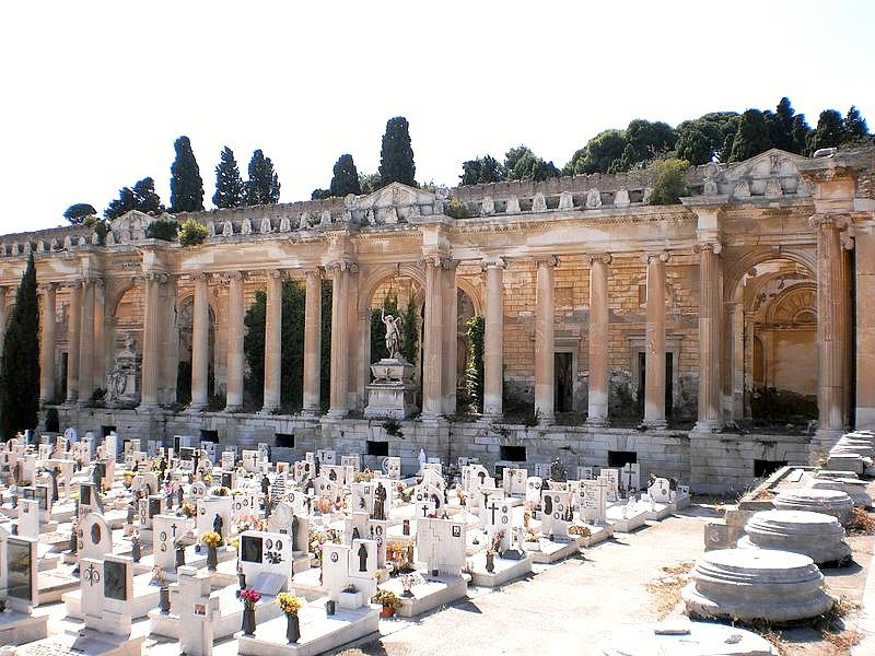 CImitero di Messina