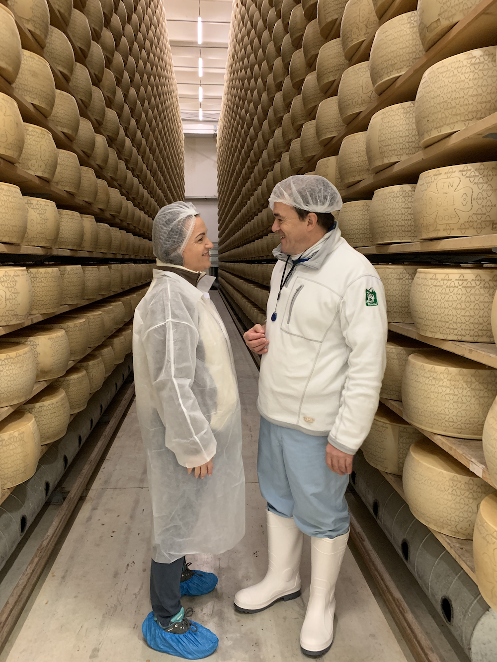cheese in the veneto