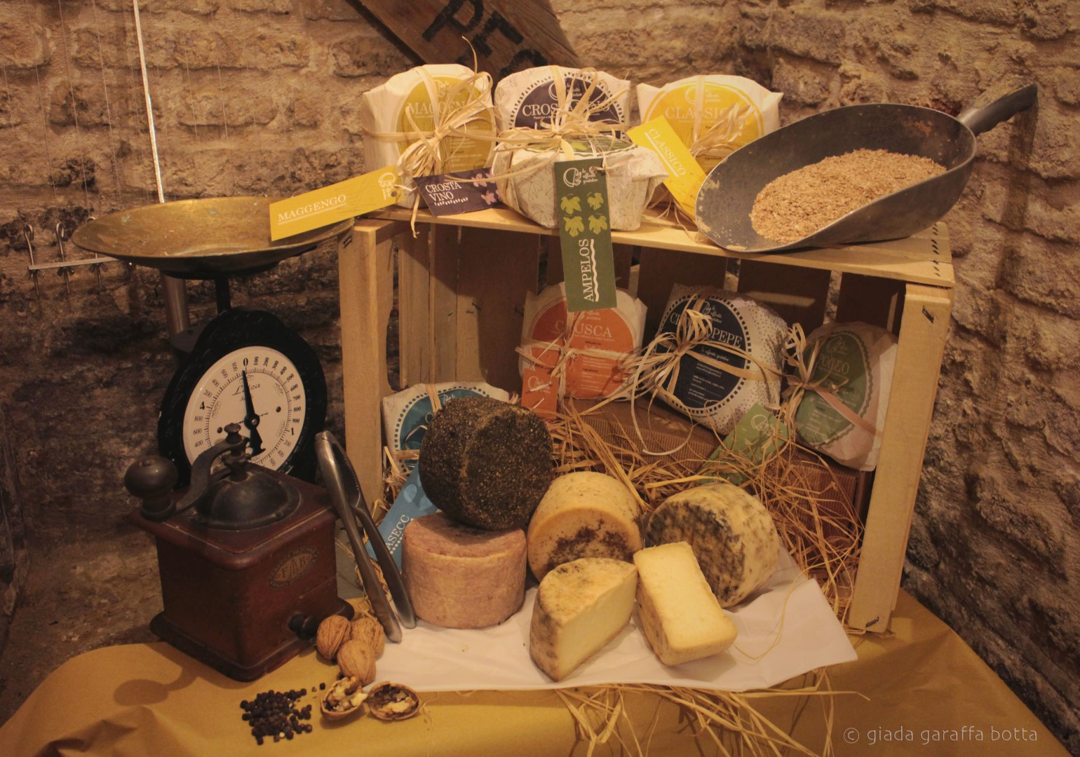 Did You Know Some of Italy's Best Cheeses are in Le Marche?
