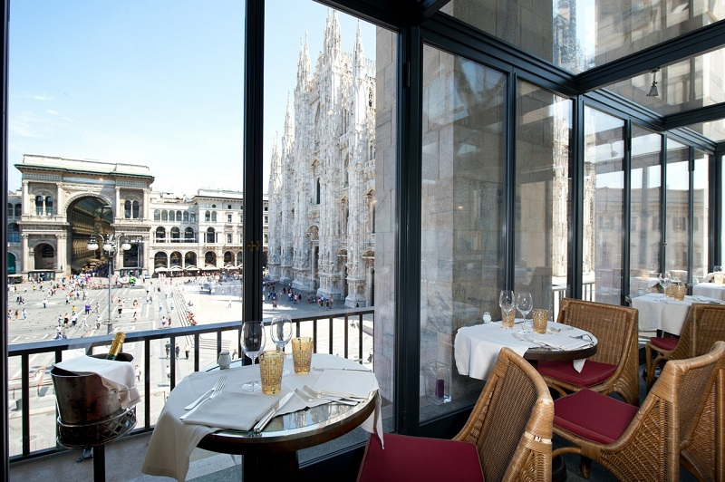 Where to eat during milan 39 s fashion week italy magazine for What to eat in milan