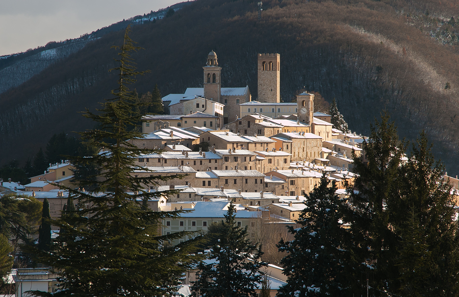 umbria in winter
