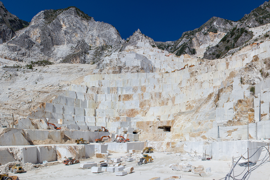 Visiting Carrara Marble Quarries Apuan Alps Eternal