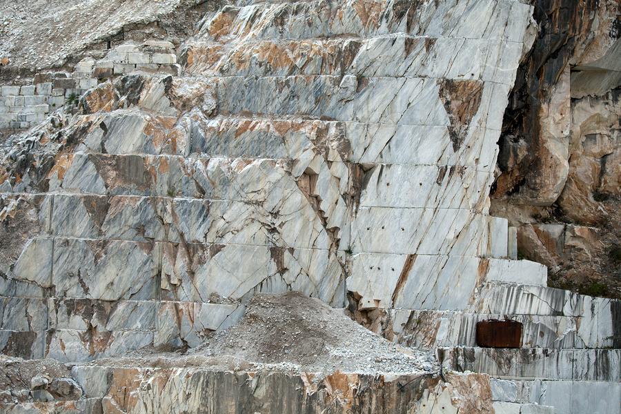 Visiting Carrara Marble Quarries Apuan Alps Eternal Snow