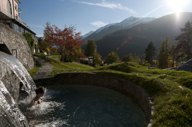 Discovering lombardy valtellina the heart of the alps - Qc terme bormio bagni nuovi ...