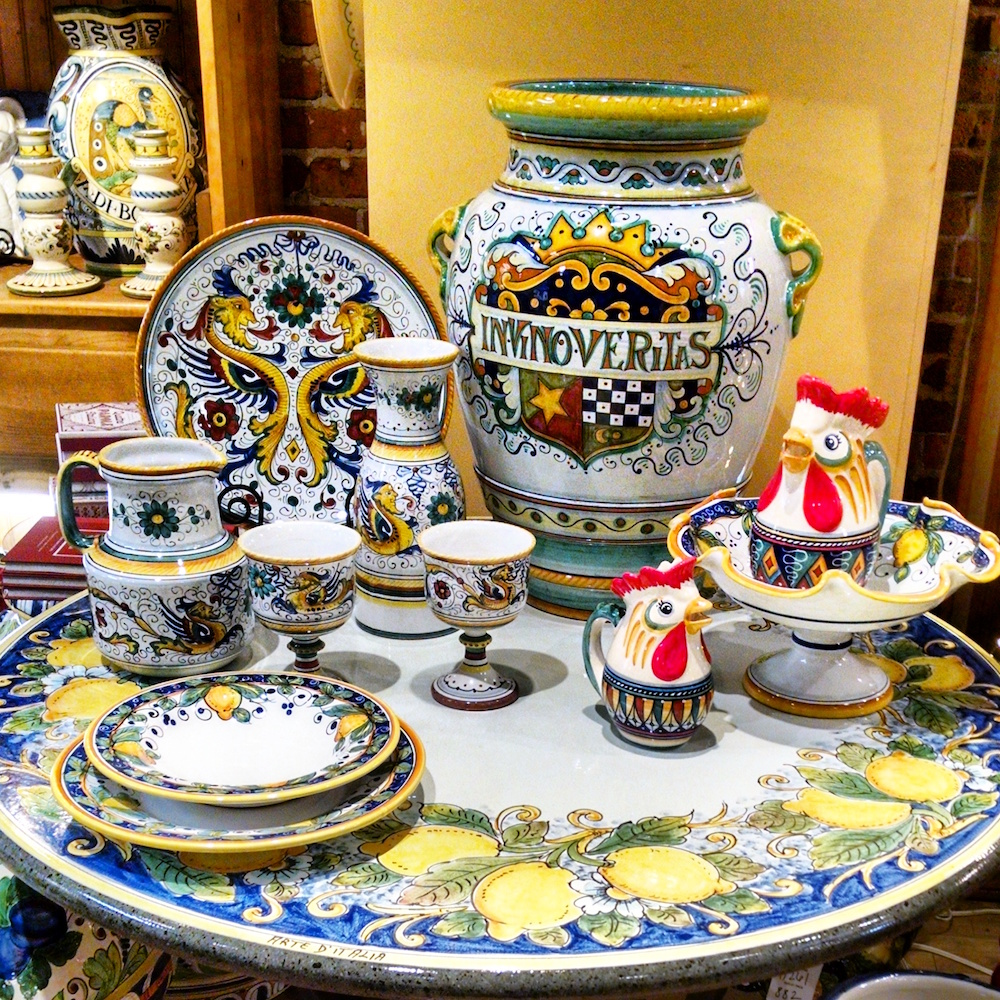 A Short Guide of The Italian Tradition of Ceramics  ITALY Magazine