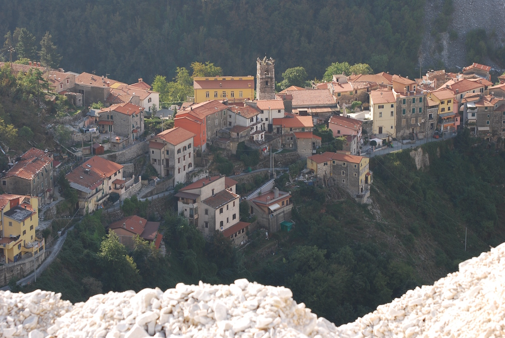 Where To Discover Tuscany S Marble Exploring The Area Of
