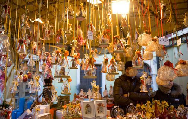 Italian Market Place  Letters