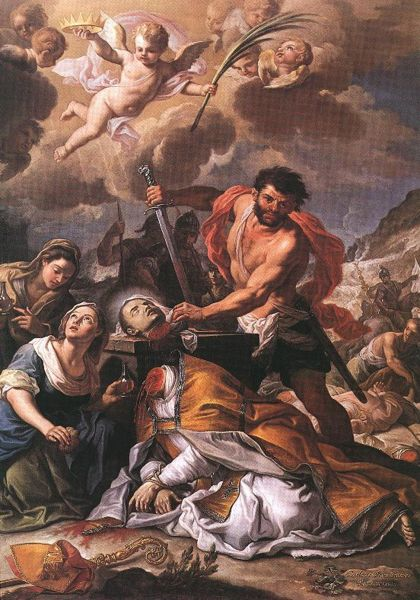 San Gennaro painting