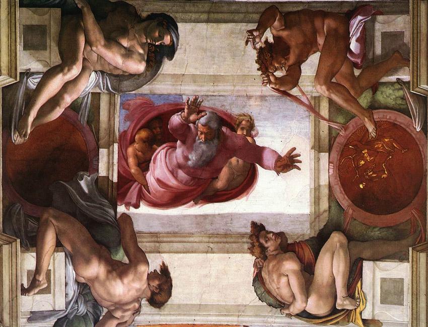 530 Years Of Sistine Chapel