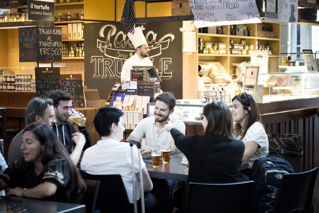 Five Reasons Why We Adore Mercato Centrale Roma   ITALY Magazine
