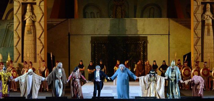 Nabucco The Characters