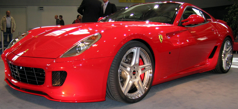 Lovely Rosso Ferrari Design Inspirations