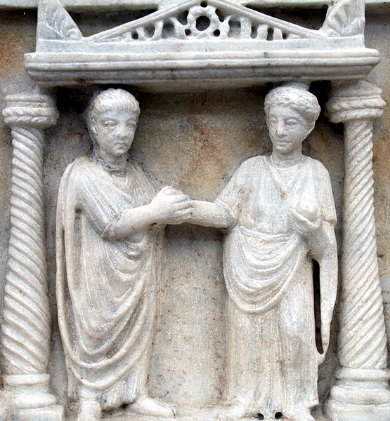 "manus and roman marriage College of cock marriage customs of the roman republic and livy""s rape of the sabine women a manus marriage was not popular in the late."