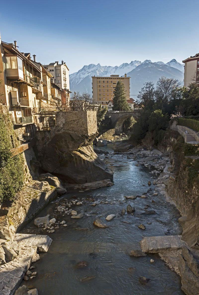 Day Trip To Chiavenna: Lombardy's Mountain Hideaway ...