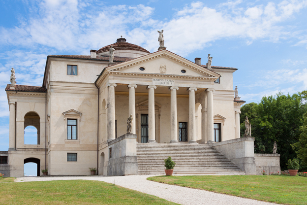 The renaissance part 7 architecture italy magazine for Palladian home designs