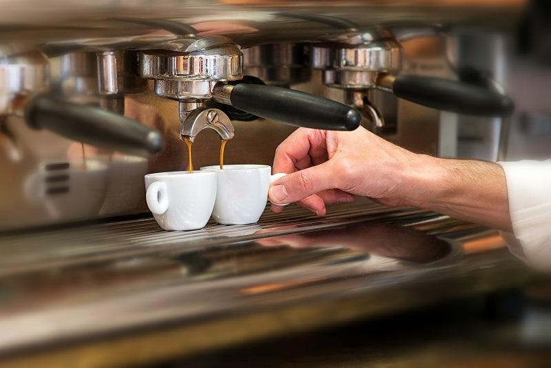 the scoop 2way brewer coffee maker
