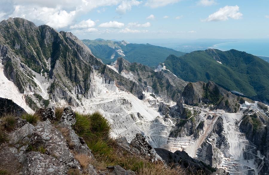Visiting Carrara Marble Quarries Apuan Alps Eternal