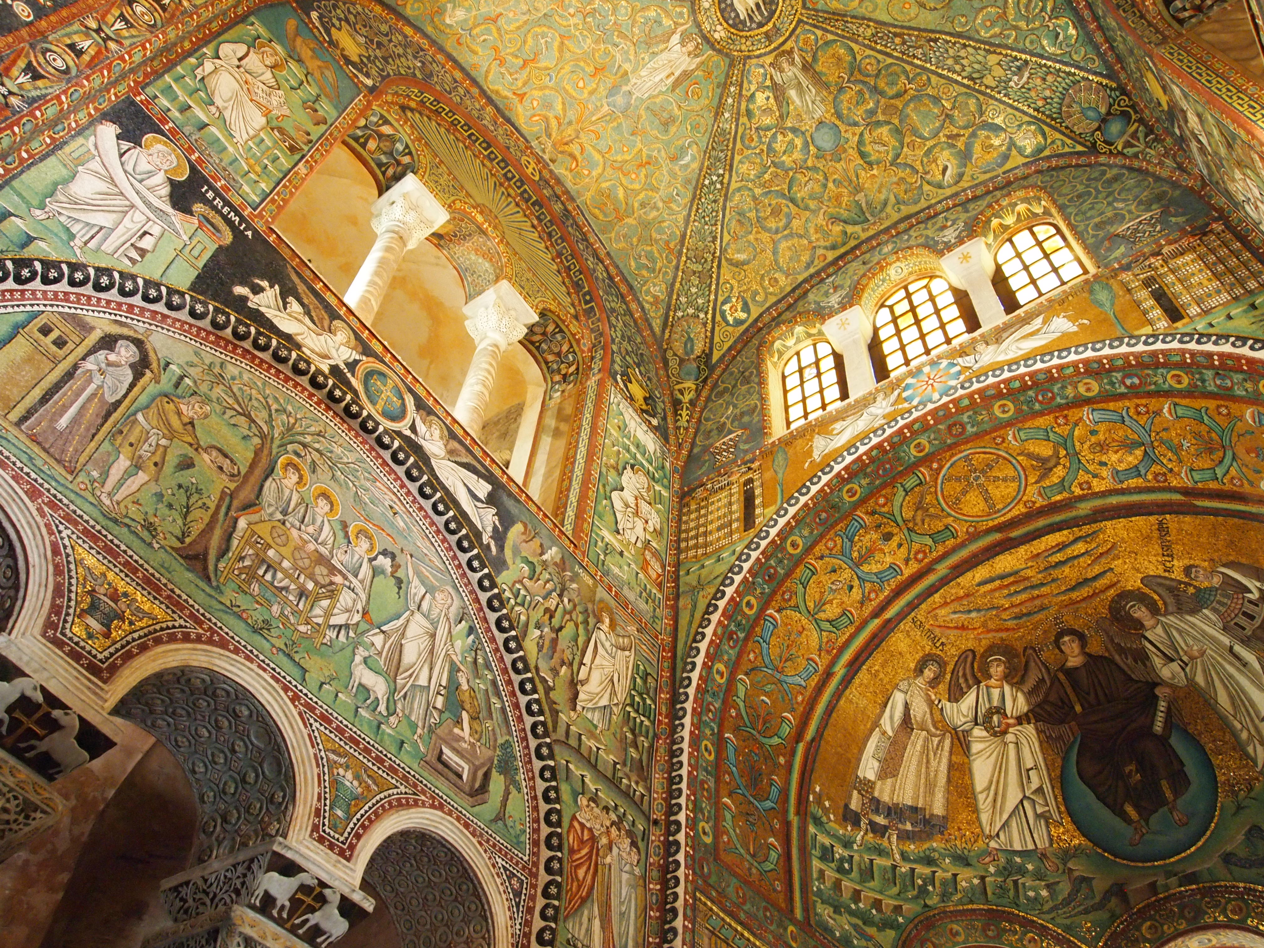 The Three Best Places To View Mosaic Art In Ravenna