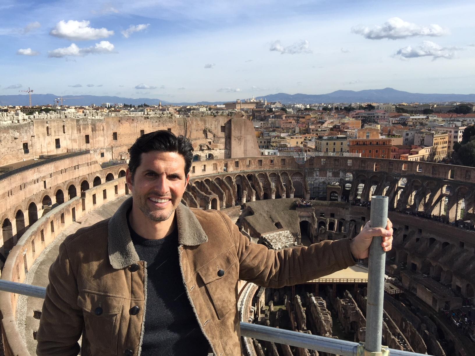 Rome heritage preservation