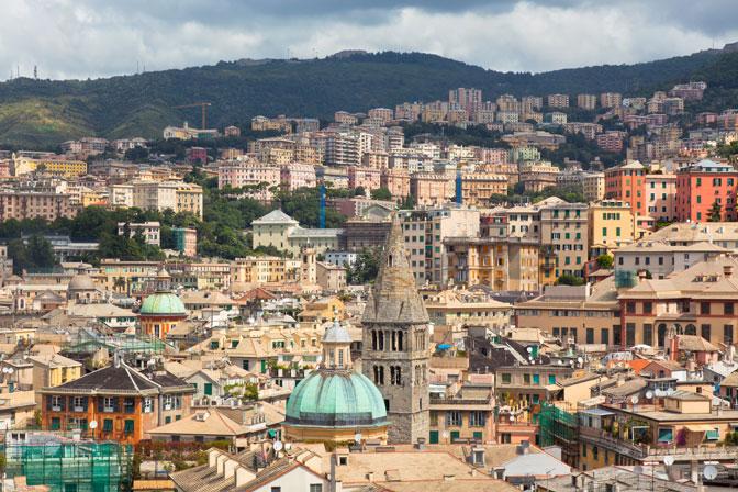Genova La Superba Italy Magazine