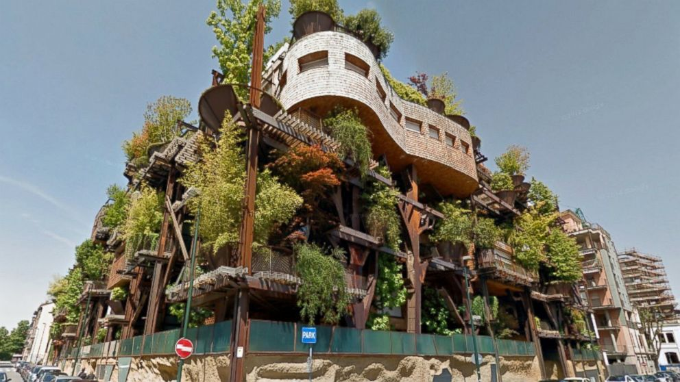 Unusual Homes In Italy Part One Italy Magazine
