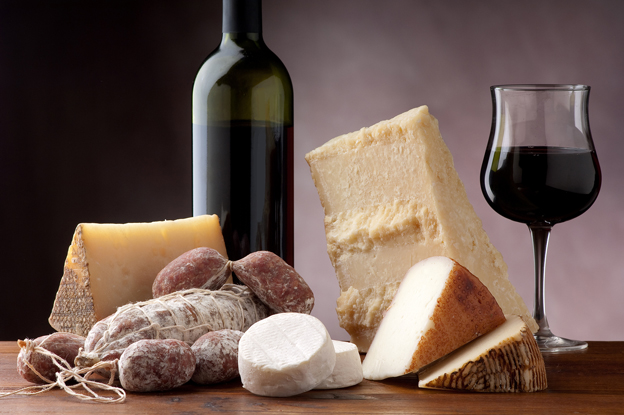 Perfect Partners: Matching Italian Wines and Food | ITALY ...