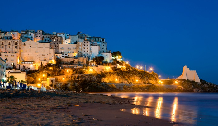 Discovering The Seaside Town Of Sperlonga Italy Magazine