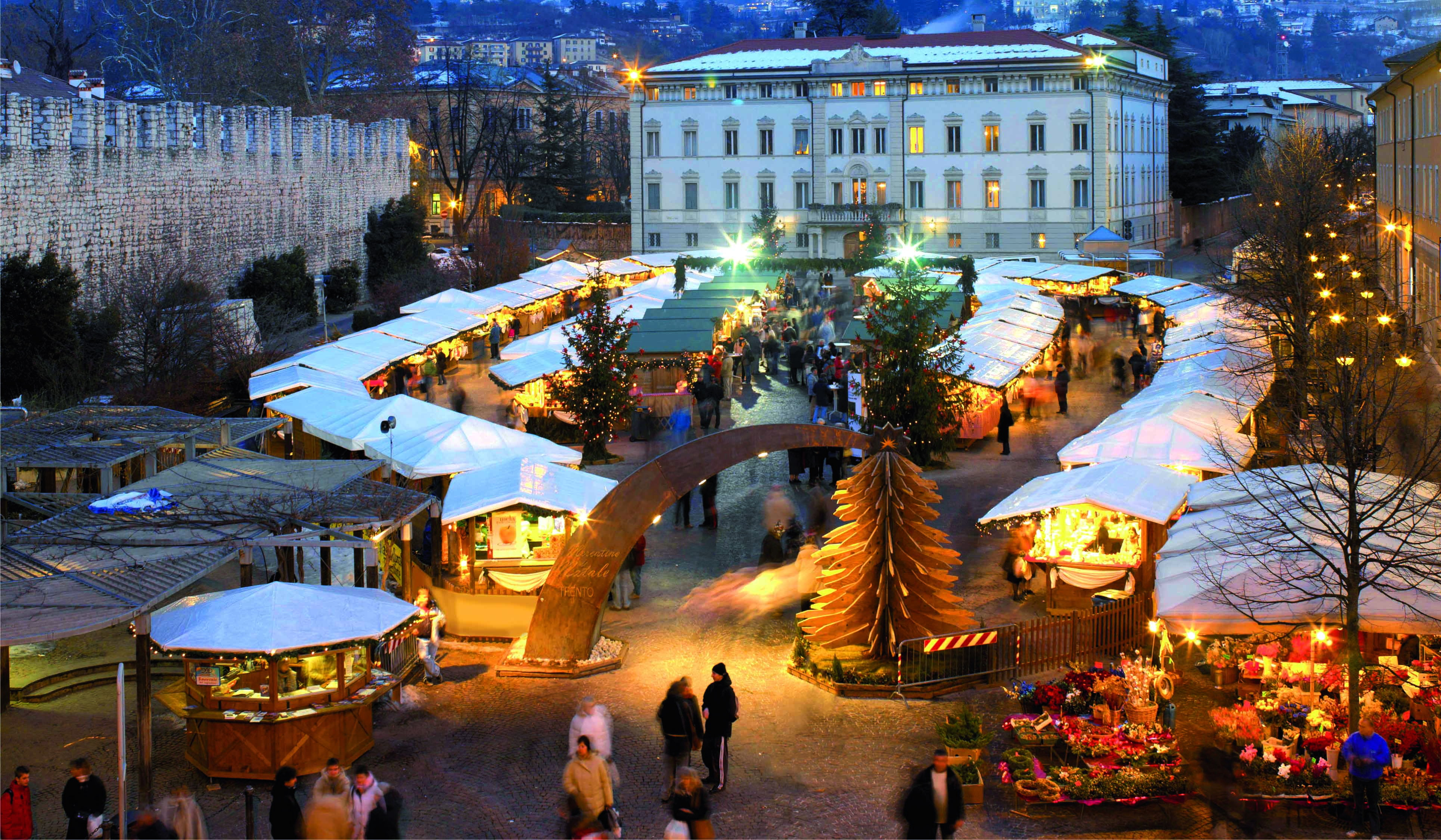 Top Ten Christmas Markets In Italy Italy Magazine