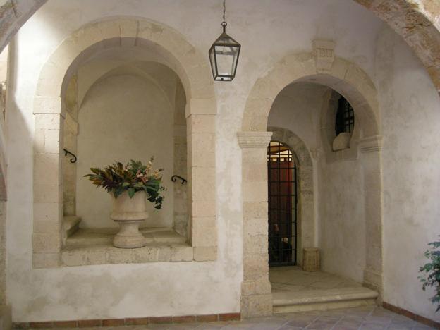 Ortigia s jewish ritual baths italy magazine - Bagno ebraico siracusa ...