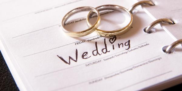 những chuẩn bị cho lễ cưới hoàn hảo