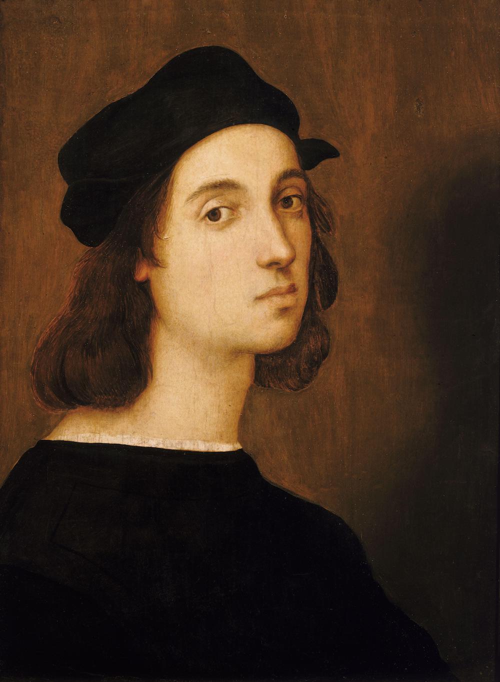 Raphael Early Self Portrait Uffizi.jpg
