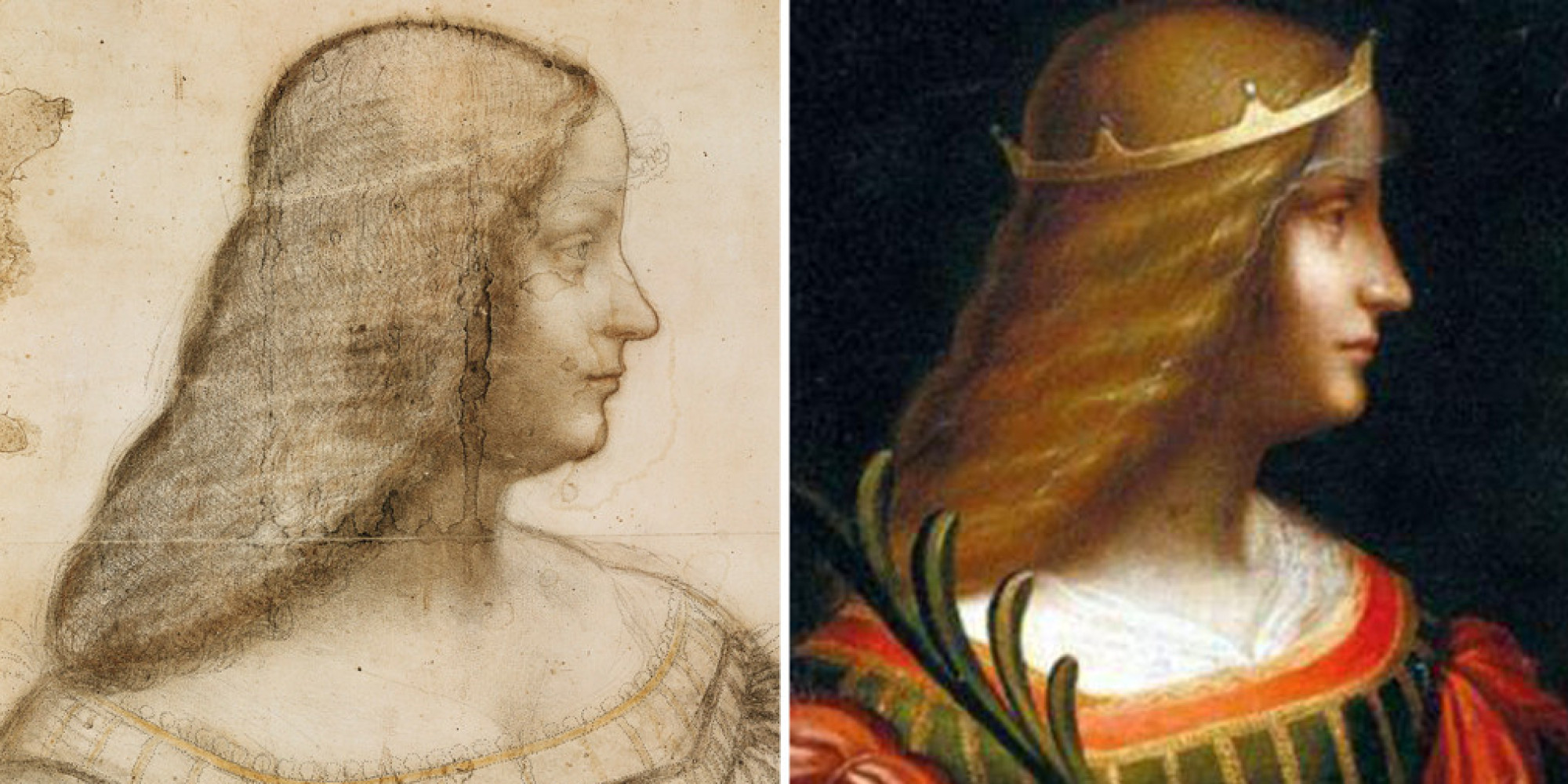 The Mystery Painting: Leonardo's Portrait of Isabella d'Este | ITALY