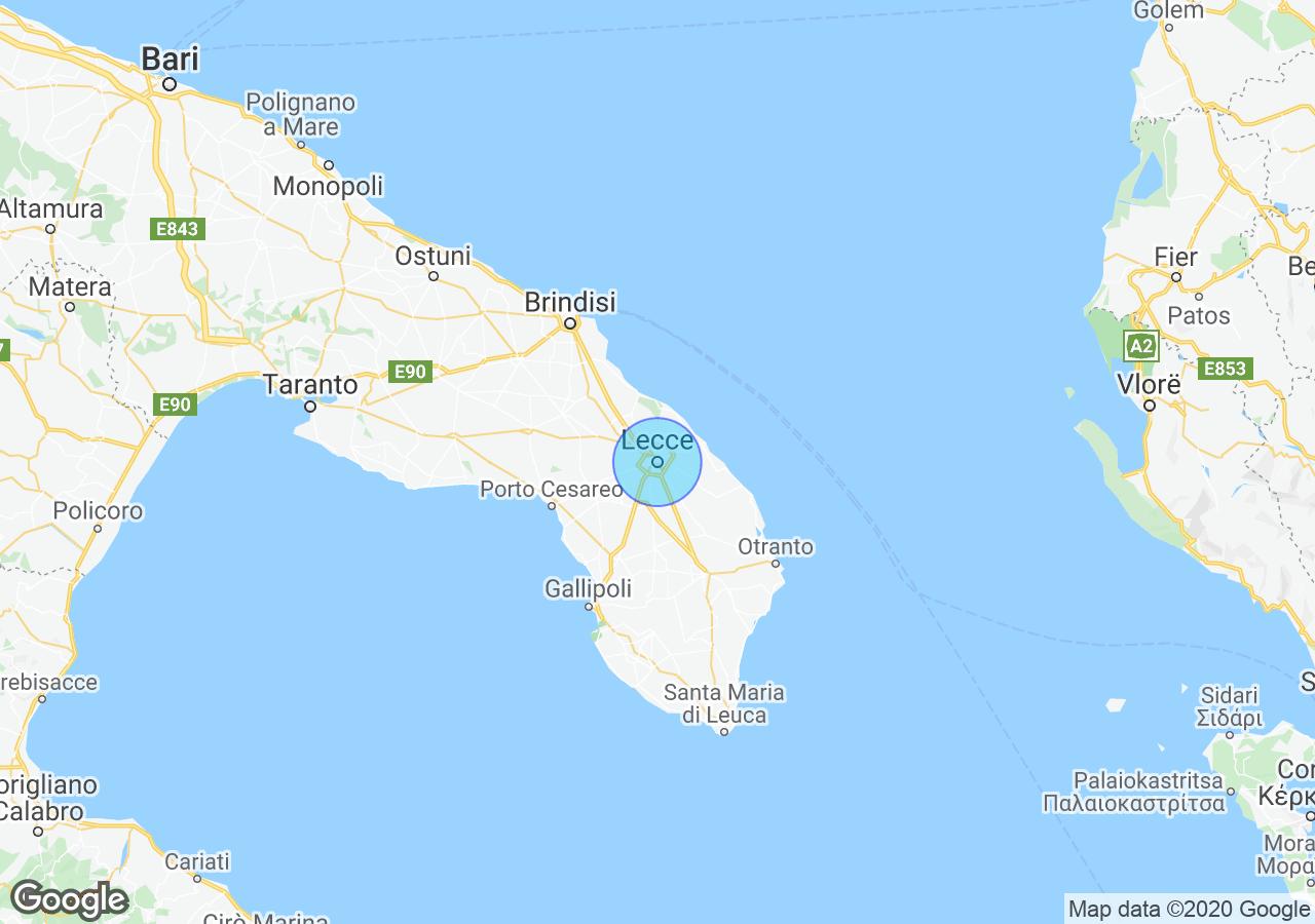Country Home - Restored in Lecce, Salento, Masseria a tre ...