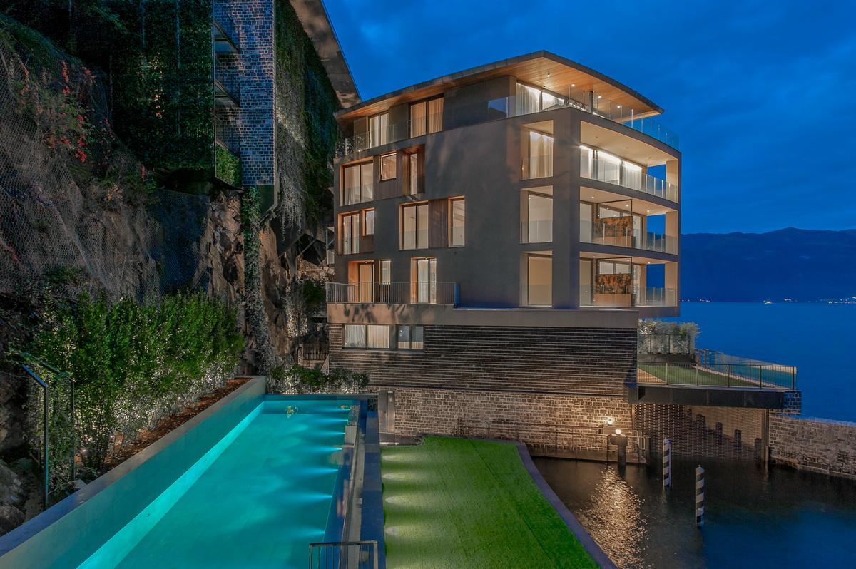 Luxury apartments for sale on Lake Como - AZ7C | ITALY ...