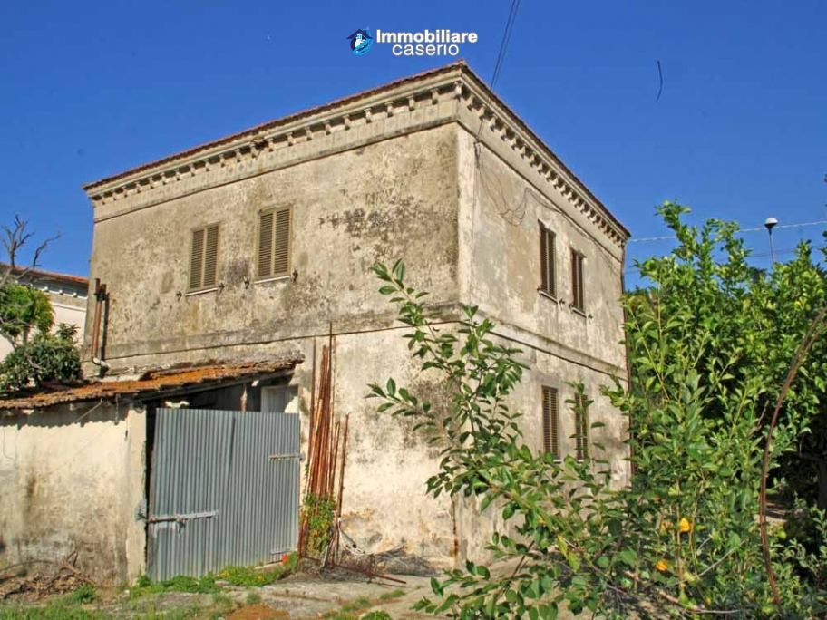 country house with sea view for sale in vasto abruzzo rif 23062 italy magazine