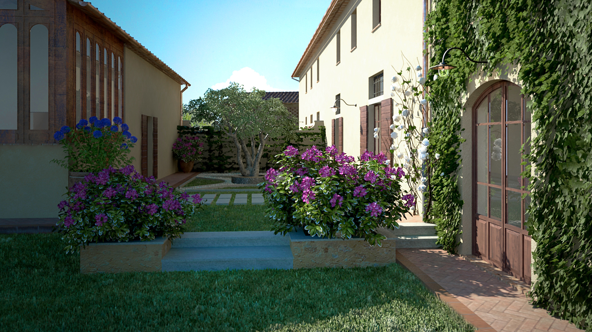 Luxoury Single Houses And Apartments Near Barberino Val D