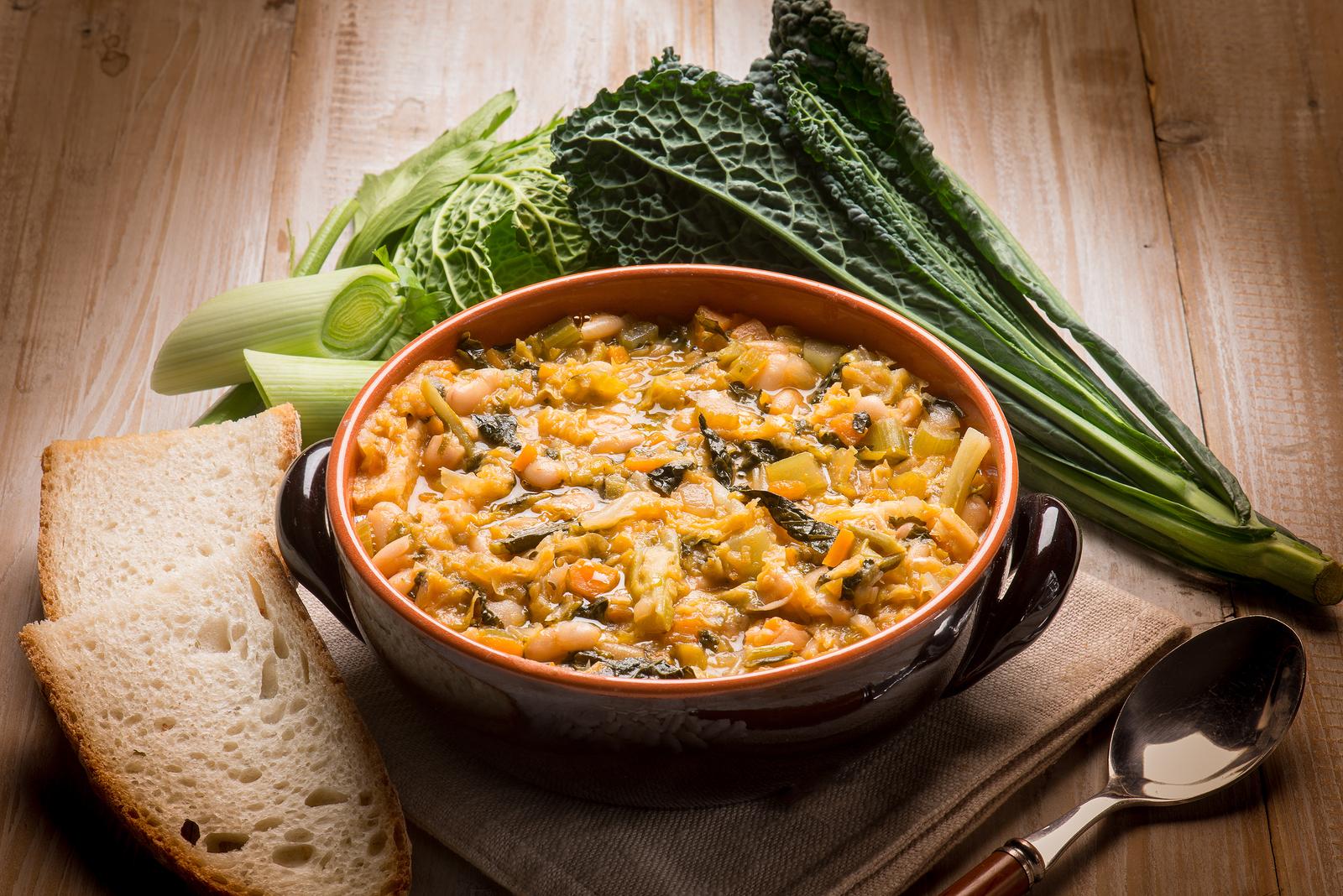 Comfort Food, Tuscan-Style: Ribollita | ITALY Magazine