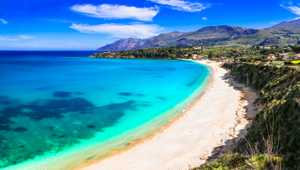 Seven of Sicily's Most Beautiful Beaches | ITALY Magazine