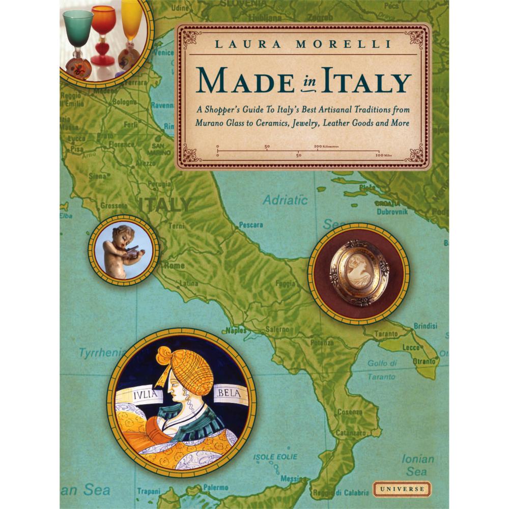 Italian Cookbook Cover : Made in italy magazine