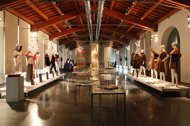 Museo Del Tessuto An Homage To Made In Italy In The
